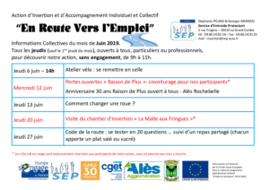 06-ERVE calendrier info coll juin 2019